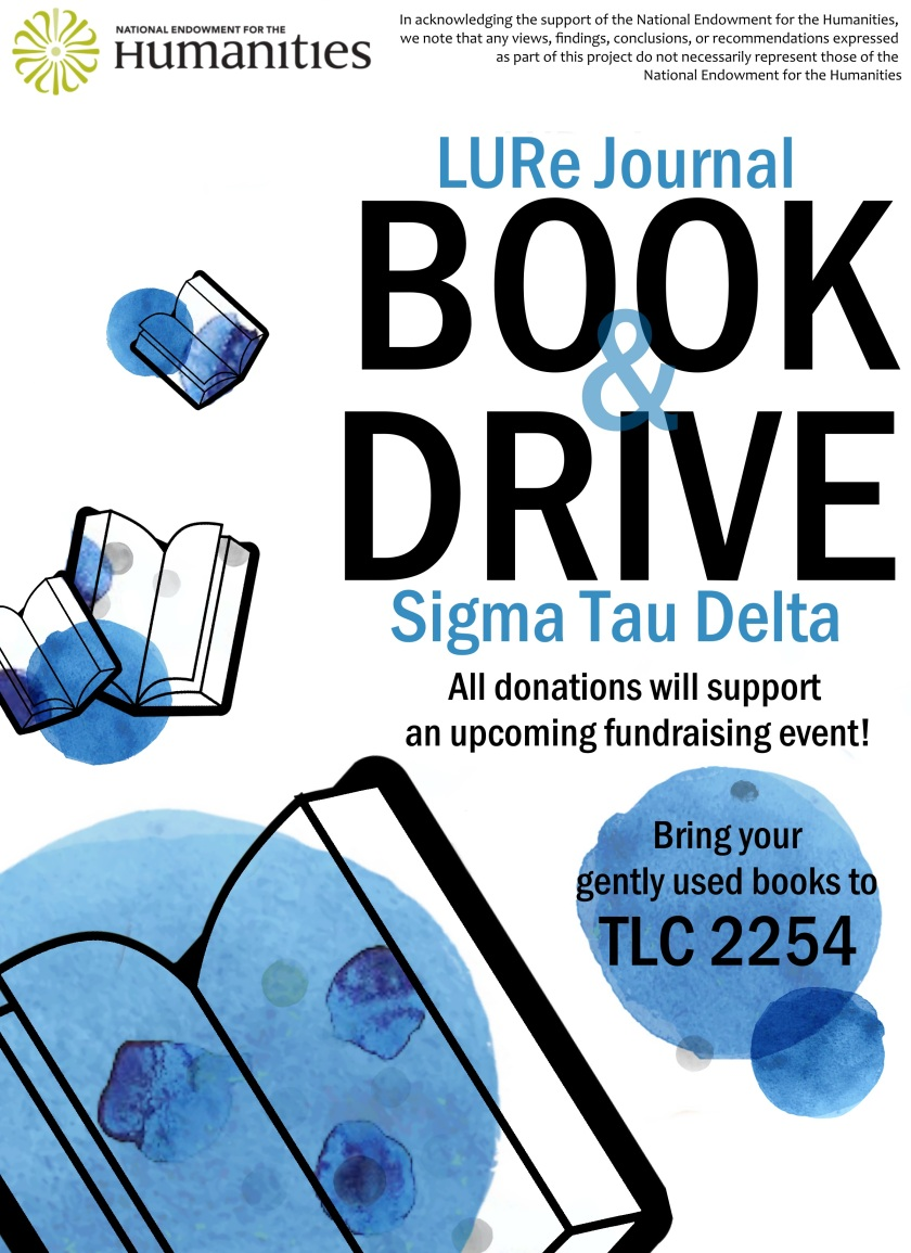 Book Drive Poster-1