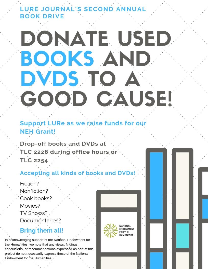 annual book donation drive (1)